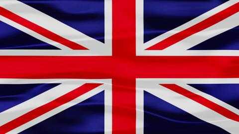 Flag UK Animation