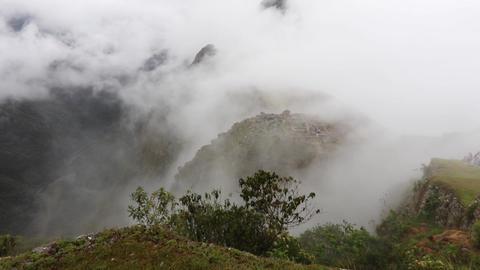 Machu Picchu Live Action