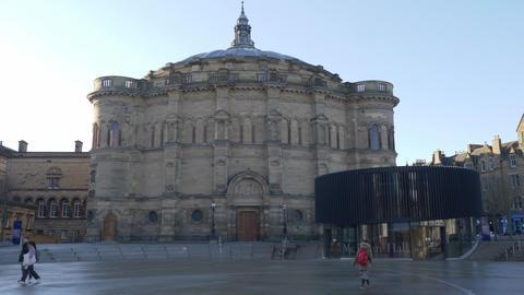 University of Edinburgh - McEwan Hall - EDINBURGH, SCOTLAND - JANUARY 10, 2020 Live Action