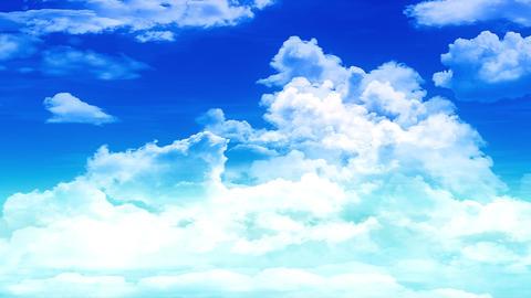 Summer sky Animation