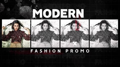 Modern Fashion Promo Premiere Proテンプレート