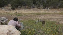 Black Powder rifle shooting P HD 2126 Footage