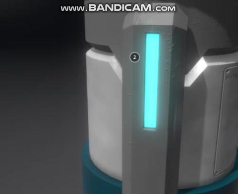 Plasma Grenade Modelo 3D