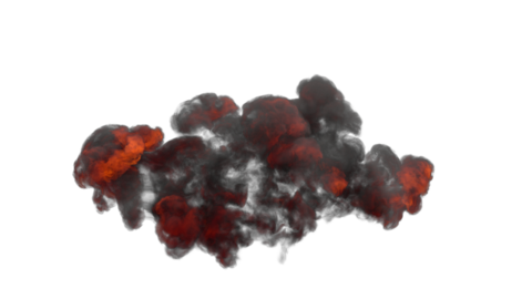 Explosion And Smoke Pack