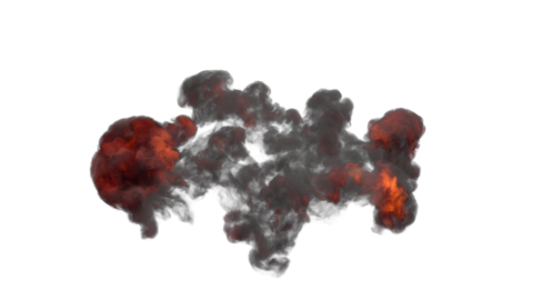Explosion And Smoke Pack 1