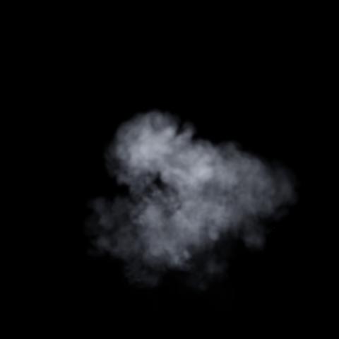 Smoke Charge 01 CG動画