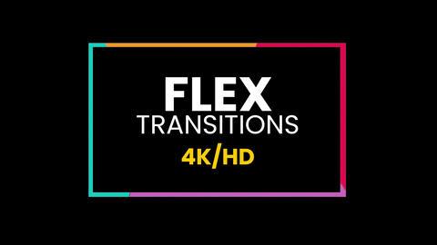 Flex Transitions Presets Premiere Proエフェクトプリセット