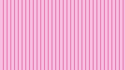 縦のストライプ 薄いピンク 極細 ループ CG動画