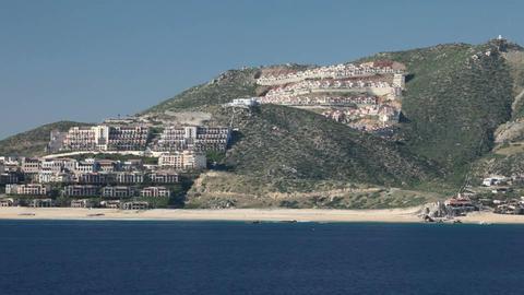 Cabo San Lucas resorts P HD 5107 Footage