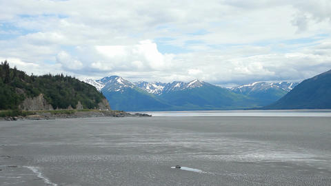 Cook Inlet Anchorage P HD 8086 Footage