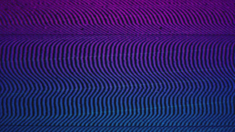 Colorful TV Static Noise 2