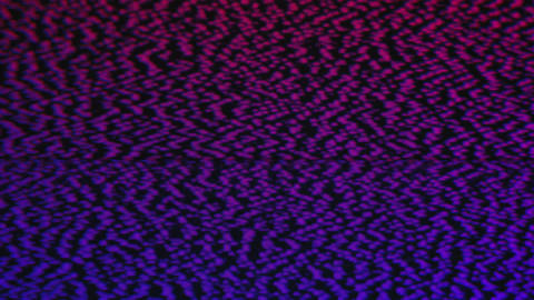 Gradient Vaporwave Pink and Purple TV Static Noise ライブ動画