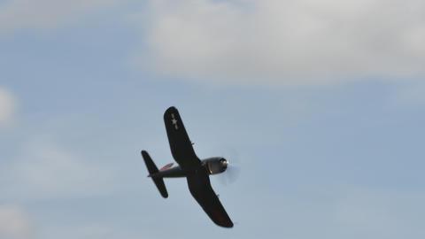 Second World War United States Navy Combat Aircraft Chance Vought F4U Corsair Live Action