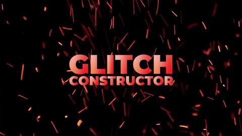 Glitch Constructor Premiere Proテンプレート