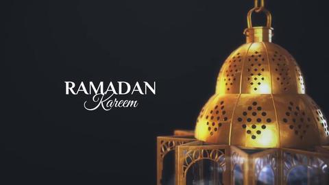 Ramadan Kareem Greetings After Effects Template