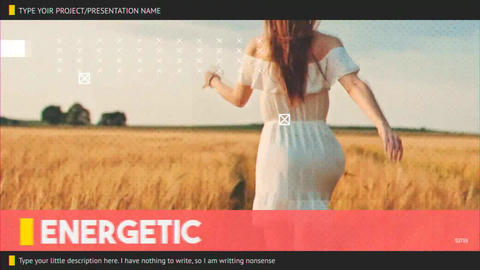 Trend Zone After Effects Template