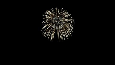Fireworks Particles Set 0