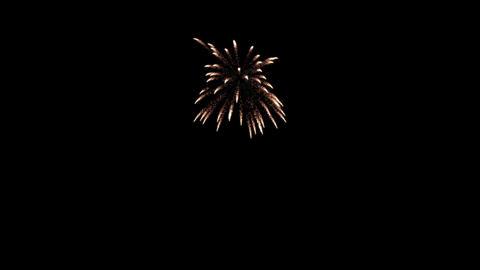 Fireworks Particles Set 2