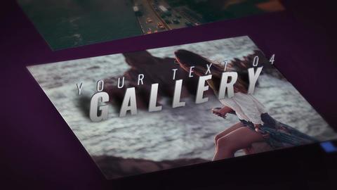 Perspective Slideshow Premiere Pro Template