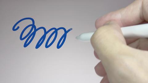 Touch pen019 Live Action