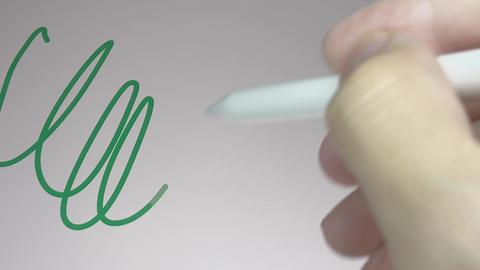 Touch pen024 Live Action