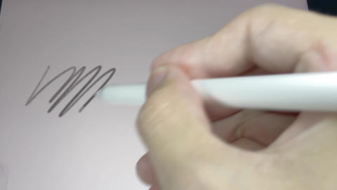 Touch pen013 Live Action