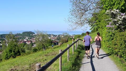 Sankt Gallen - recreation at Freundenberg Live Action