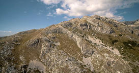 Aerial, Durmitor National Park, Montenegro - Graded and stabilized version Footage