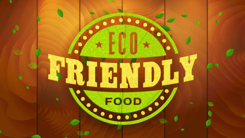 go green healthy nurture straight with reusable elements on coupon for natural sustainable eco Animation