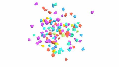 021 cube Animation