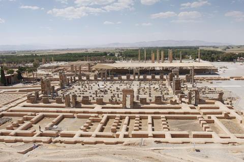 Persepolis close to Shiraz, Iran, Asia Photo