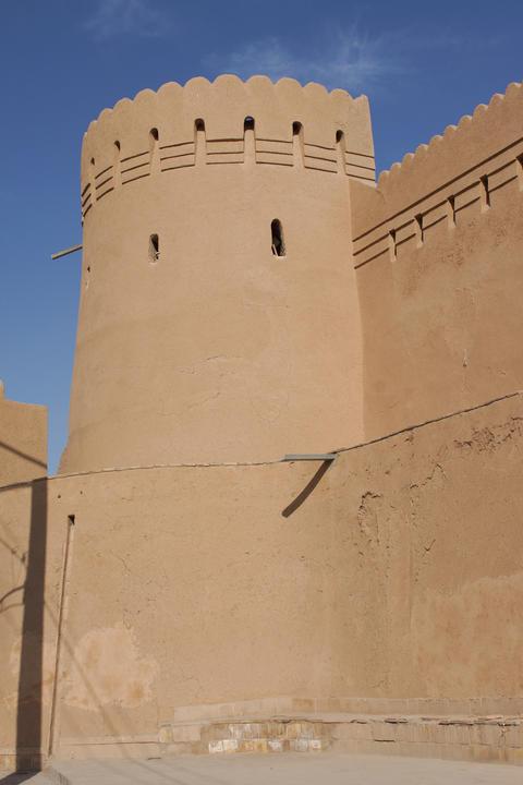 City Wall, Yazd, Iran Photo