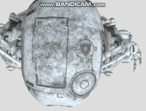 Mk11 terminator Modelo 3D