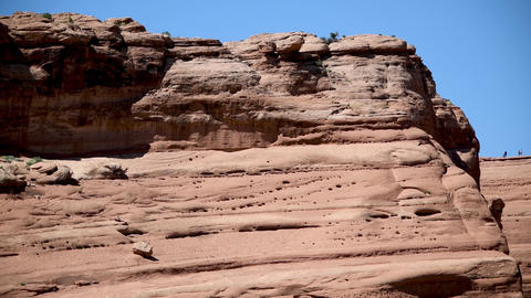 Lower Delicate Arch Viewpoint in Arches National Park, Moab Live Action