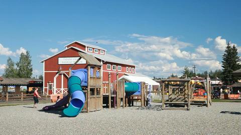 Playground Pioneer Park Fairbanks P HD 7955 Live Action