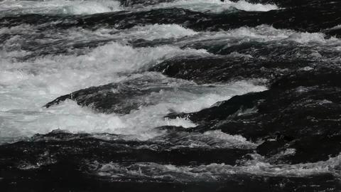 River rapids close P HD 2644 Live Action