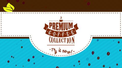 best set parcel for instant unique gourmet natural coffee towards prepare quality pure dark Animation
