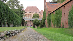 Castle of the Teutonic Order in Malbork Acción en vivo