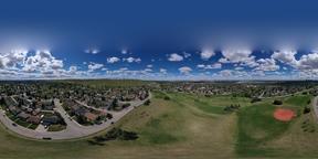 360 Mountain view Northill mountanin Calgary AB VR 360° Photo