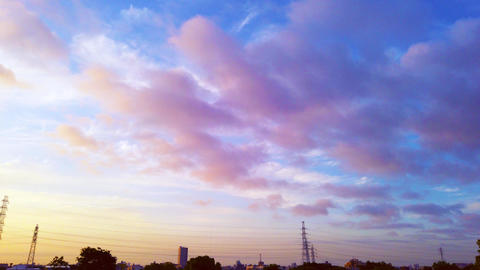 Sky At Sunrise 0