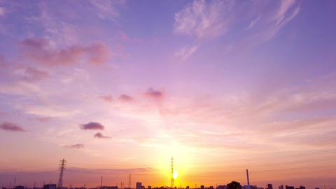 Sky At Sunrise 1