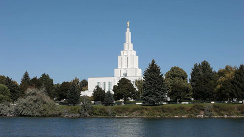 Temple Idaho Falls P HD 2296 Live Action