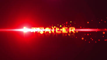 Fire Glow Particle Light Streak Text Titles Logo Reveal Transition HD Trailer After Effects Templates