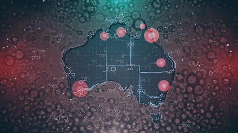 Mapping Biological Hazard in Australia Animation
