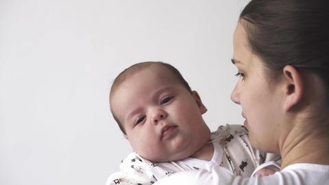 Infant, motherhood, development, childhood, pediatrics, medicine and health Live Action