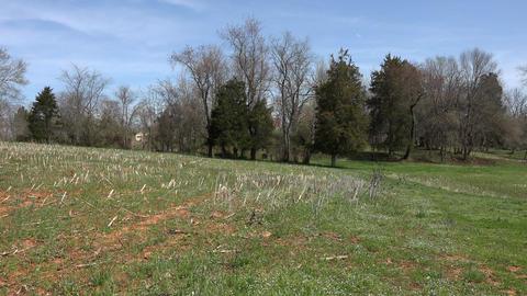 Virginia Ellwood Manor plantation Stonewall Jackson 4K Footage