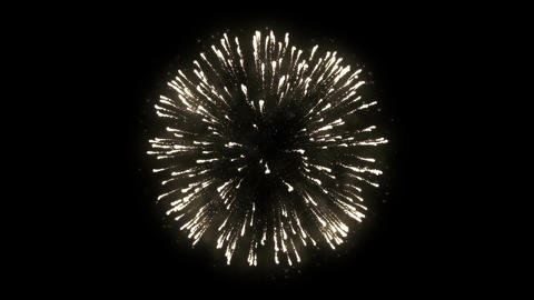 Firework light 05 Animation