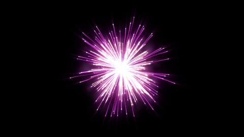 Firework light 08 Animation