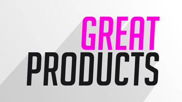 Big Business Corporate Promo After Effects Projekt