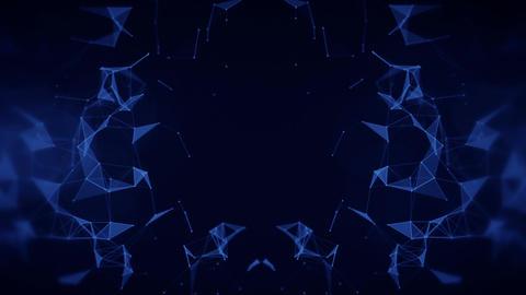Plexus Background Animation